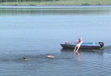 Спасатели, Беловское море, учения