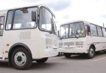 В Белово поступили два новых автобуса