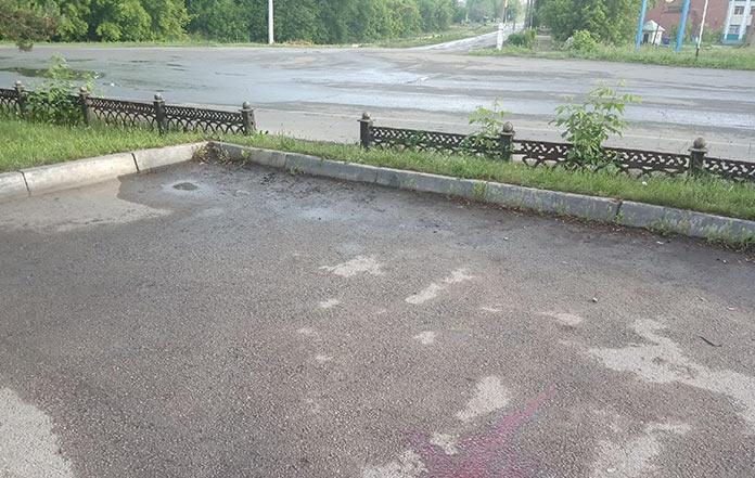 ДТП с мотоциклом произошло 23 июня на улице Ильича в Инском