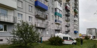 В Белове женщина выпала с 10 этажа в третьем микрорайоне, 1 июля 2019 г