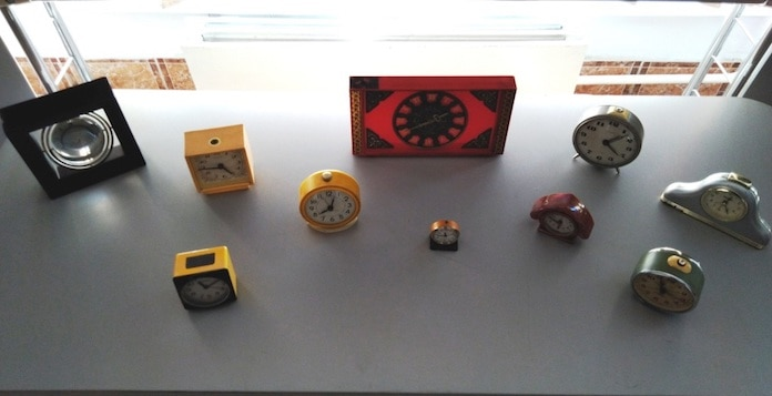 Выставка часов, мини-выставка в Беловском музее