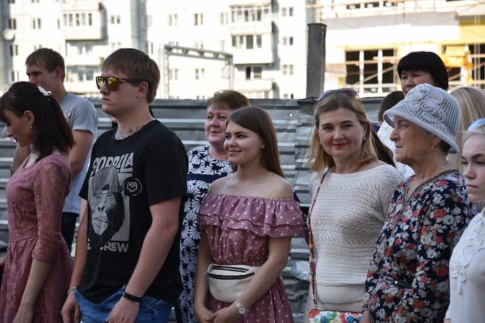 В Белово в пгт Грамотеино сдали в эксплуатацию новый многоквартирный дом 27 июня 2019 г