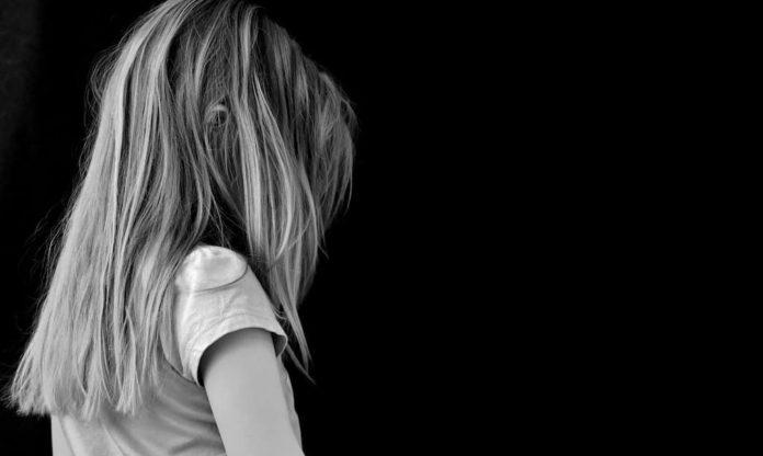 Девочка, грусть, потерялась