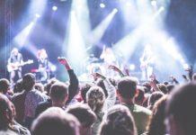Концерт, дискотека, День шахтера