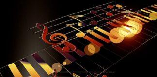 Музыка, пианино