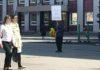 Одиночный пикет у администрации Белова «Белово без Курносова», 5сентября 2019г