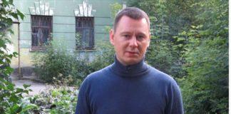 Николай Сальников, журналист из Новосибирска