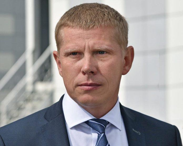 Алексей Викторович Курносов - глава города Белово