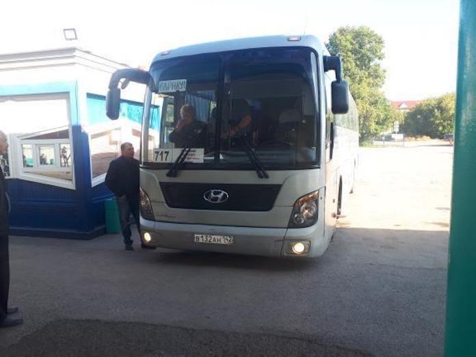 Автобус «Кемерово-Чемал» загорелся намаршруте вГурьевском районе, 6сентября 2019