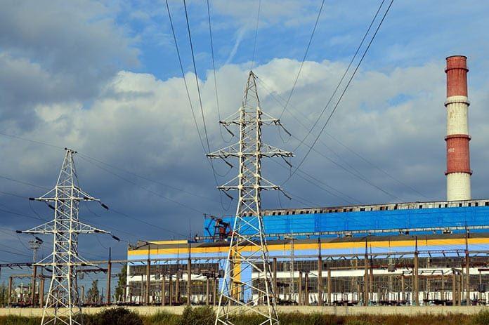 ЛЭП, электроэнергия, электростанция