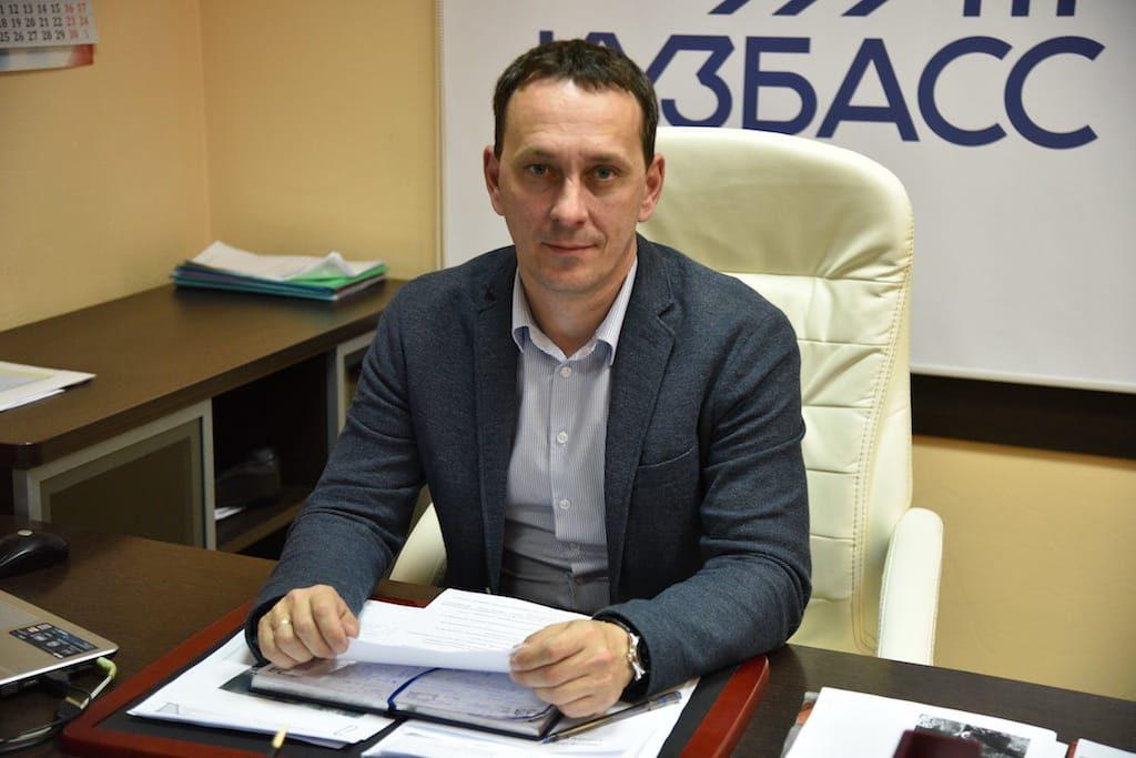 Сергей Смараков, заместитель главы г. Белово по ЖКХ