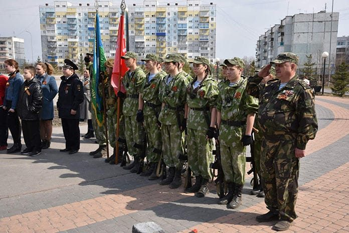 Военно-спортивный центр «Разведчик», Белово