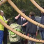 Жители Нового городка в Белове борются за детскую площадку