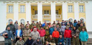 «Екатерининский тракт 2019» стартовал в Салаире, Гурьевский район, 28 сентября 2019 г