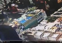 Женщина украла кошелек вТЦ«Тройка» вБелово