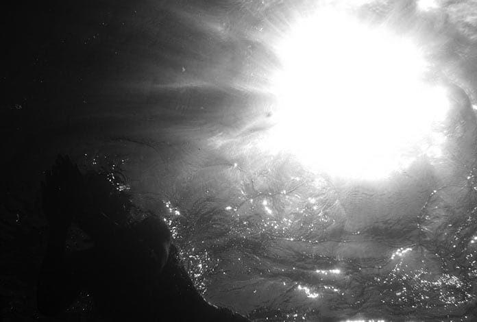 Вода, под водой