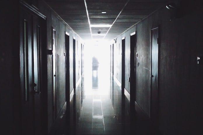 Коридор, больница