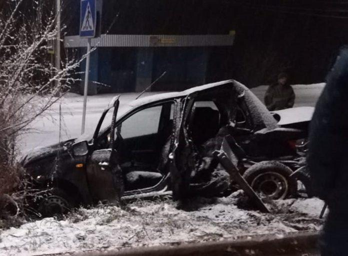 ДТП в Белово, по вине пьяного водителя пострадал подросток, 26 октября 2019 г