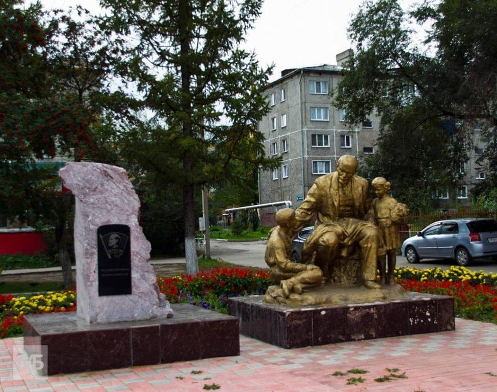Новая Капсула времени в Белово, заложена в 2018 году