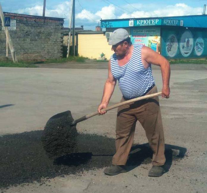 Леонид Кузьмин из Инского стал Героем дня на проекте «Гордость России»