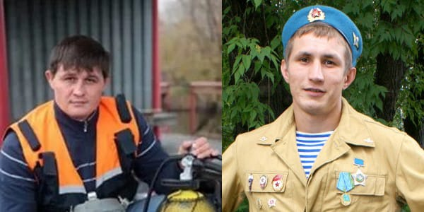 Марат Гарипов и Сергей Шилов, Белово, фигуранты убийства Сергея Лаврентьева