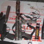 Тайник с оружием обнаружен у фигуранта дела об убийстве экс-мэра Киселевска