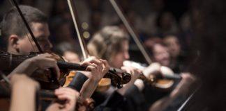 Музыка, классика, оркестр
