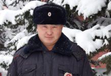 Участковый Николай Капсаргин предотвратил железнодорожную аварию
