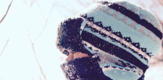 Мороз, холод, зима, девочка