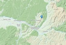 Землетрсясение на юге Кузбасса, Междуреченск, Верхний Ольжерас, 20 ноября 2019 г