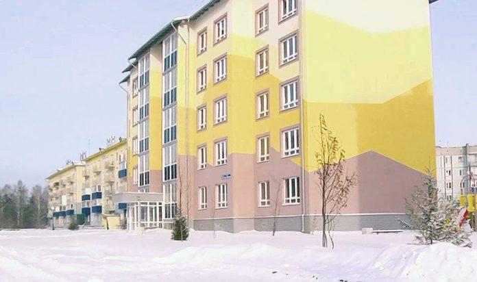 В Грамотеино к Новому году заселят два новых дома