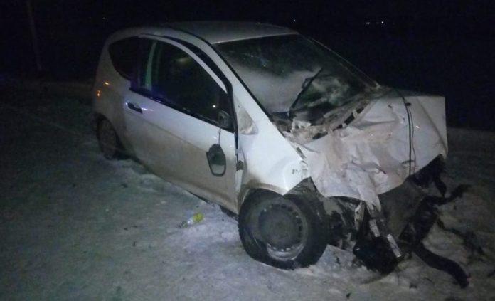 Подросток пострадал в ДТП в Беловском районе, 29 ноября 2019
