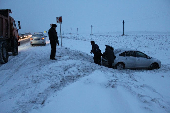 Помощь на дорогах ГИБДД Белово