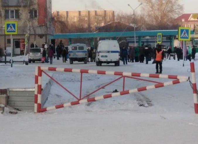В Белово пассажир рейса Кемерово-Барнаул заминировал автобус, 5 декабря 2019 г