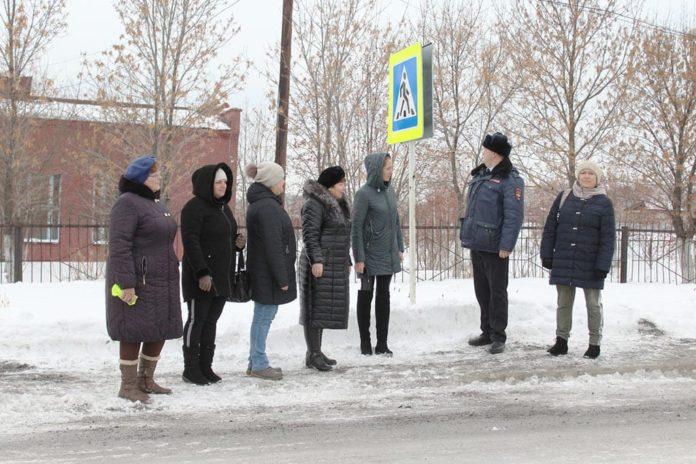 Родительский патруль в Беловском районе