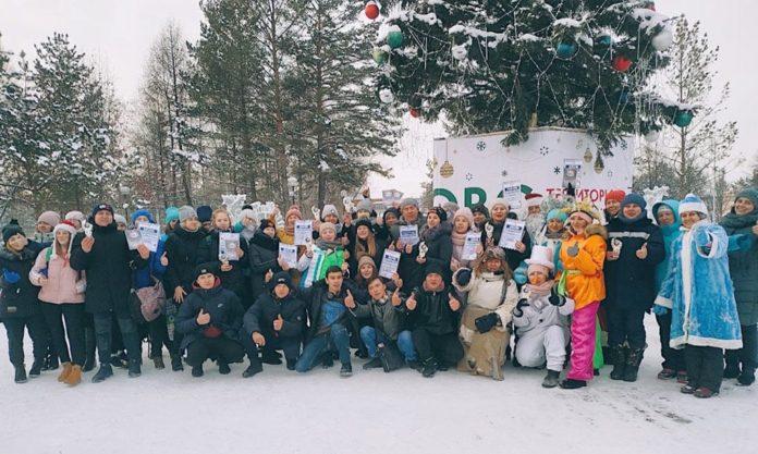 Конкурс «Эксклюзивный снеговик», Белово, 20 декабря 2019 г