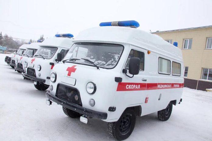 В Кузбасс поступили новые автомобили скорой помощи, 25 декабря 2019 г