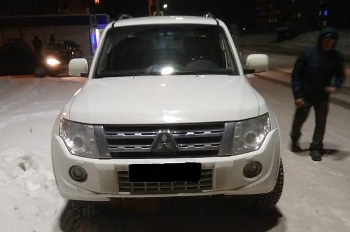 В Белове ребенок попал под машину, 19 декабря 2019 г