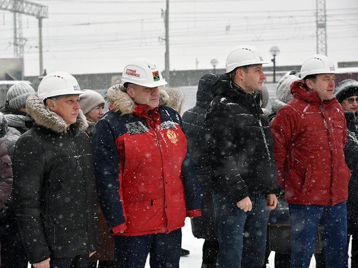 В Белово началось строительство нового автовокзала