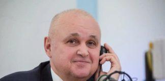 Сергей Цивилев, губернатор Кемеровской области