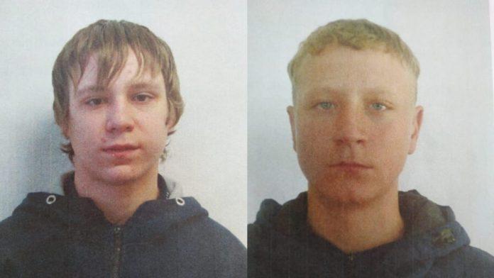 В Белове разыскивают двух подростков Василия Макарова и Вячеслава Котова