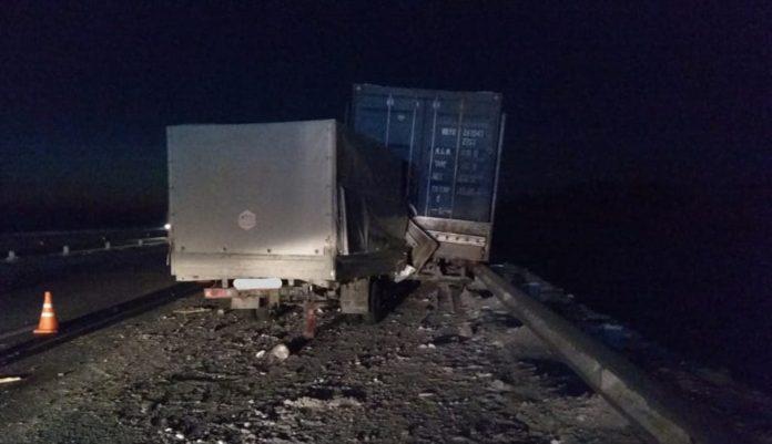 Смертельное ДТП в Беловском районе, 29 декабря 2019 г