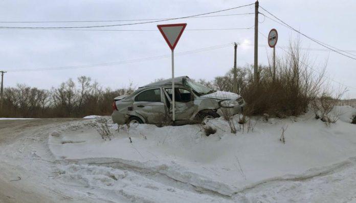 ДТП в Белово, поселок Чертинский, 13 января 2020