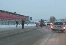 ДТП Белово. В Колмогорах сбили пожилую женщину. 14 января 2020 г