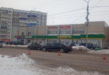 ДТП Белово. В третьем микрорайоне сбили женщину на переходе, 5 января 2020 г