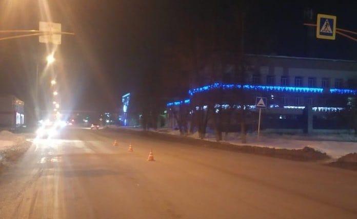 ДТП Белово. На улице Ленина насмерть сбили женщину, 5 января 2020 г