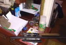 Участковый изъял у беловчанина незаконно хранившееся ружье