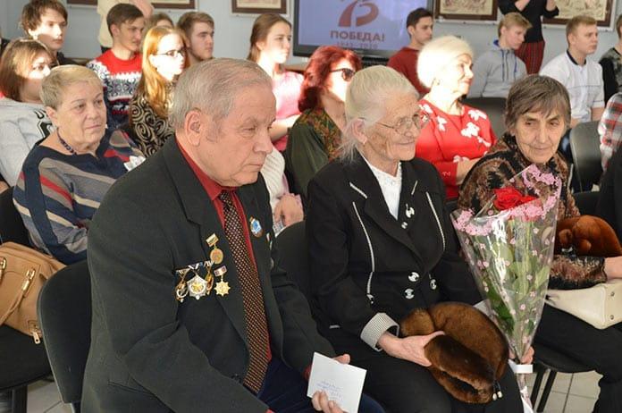 Выставка «Эхо блокады» открылась в Белово