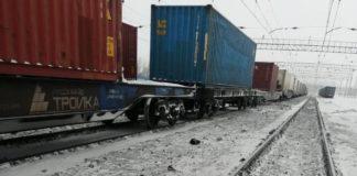 В Кузбассе поезд насмерть сбил подростка, Яшкино, 24 января 2020 г