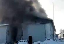 Взрыв в Гурьевске, Юргаус, 3 февраля 2020 г